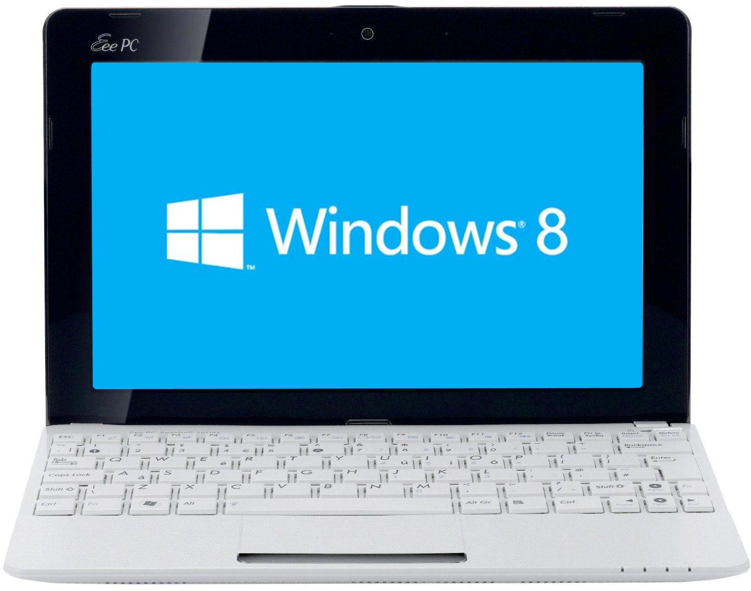 ASUS Eee PC 1008HA Seashell (Windows 7) Review