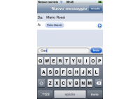 SMS Gratis da iPhone, iPad, iPod-Touch